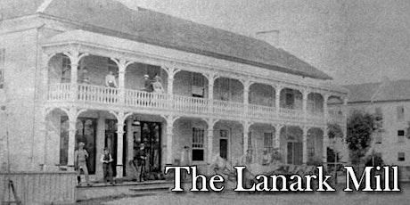 PUBLIC MEETING - The Lanark Mill tickets