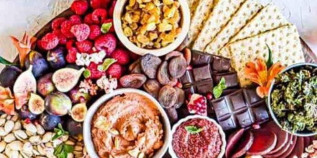 Virtual Holiday Charcuterie Board Class tickets