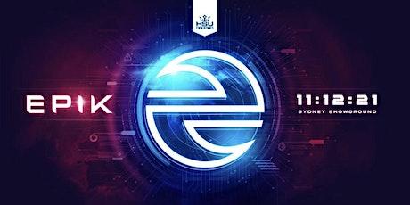 EPIK 2021- HSU OFFICIAL SYDNEY SHOWGROUND tickets