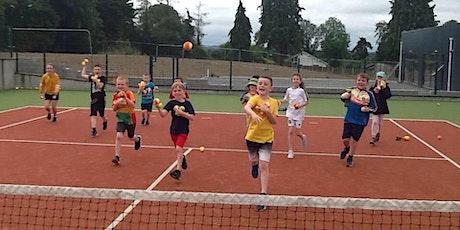 Junior Tennis Practice tickets
