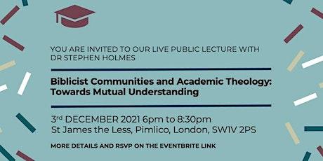 WTC 15th Anniversary Public Lecture tickets