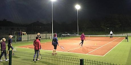 Teen Tennis Practice tickets