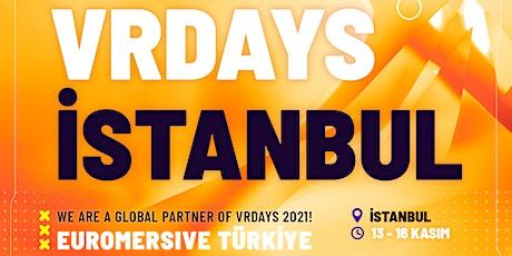 VRDays: Istanbul tickets