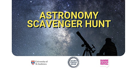 Astronomy Scavenger Hunt tickets
