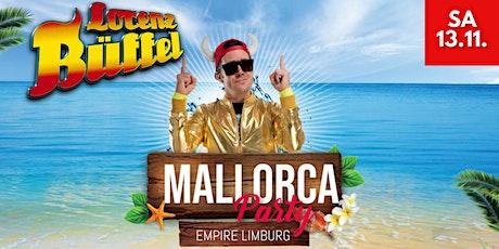 MALLORCA PARTY MIT LORENZ BÜFFEL Tickets