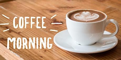 Coffee Mornings @ Warwick Library tickets