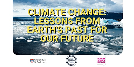 Climate Change: Lessons from Earth's Past tickets