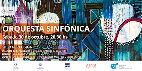 La Orquesta Sinfónica de Entre Ríos junto a IAPSER Seguros en el Centro Pro entradas