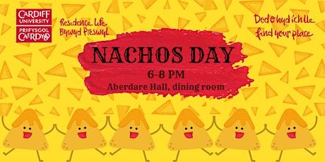 Nachos Day! tickets