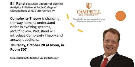 Bill Rand, An Introduction to Complexity Theory tickets