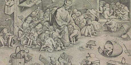 Beginning a PhD in Early Modern Studies: A Roundtable tickets