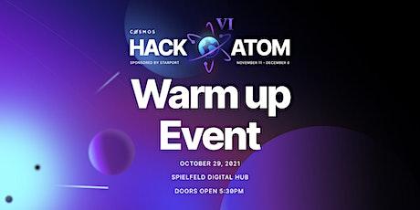 HackAtom VI Warm Up Event Tickets
