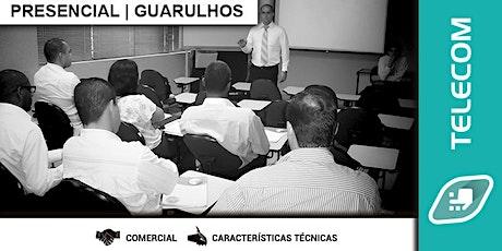 PRESENCIAL|INTELBRAS - CERTIFICAÇÃO DE SOLUÇÕES DE GATEWAY VOIP ingressos