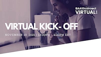 BAASS Connect Virtual 2021 | Kick-Off tickets