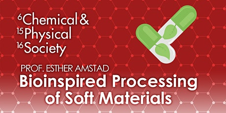 Bioinspired processing of soft materials Tickets