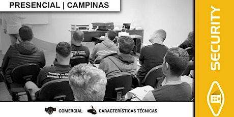 PRESENCIAL|INTELBRAS - CONTROLE DE ACESSO CORPORATIVO ingressos