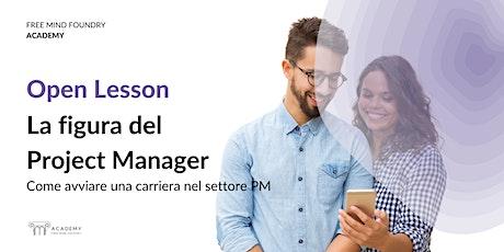 La figura del Project Manager: come avviare una carriera nel settore PM tickets