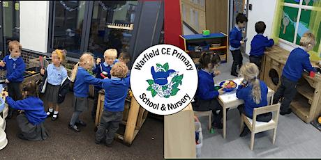 Warfield C.E. Primary School Woodhurst Site School Tour tickets