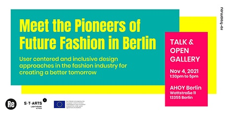 Pioneers of Future Fashion Tickets