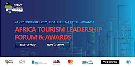 2021 Africa Tourism Leadership Forum and Awards tickets