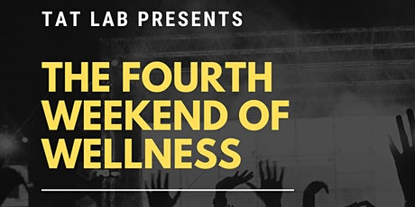 Weekend of Wellness tickets