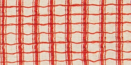 Talking Textiles: Kente tickets