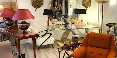 Pescetta Home Decoration, bellezze e sinergie tra vino e antiquariato tickets