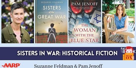 Sisters in War: Historical Fiction tickets
