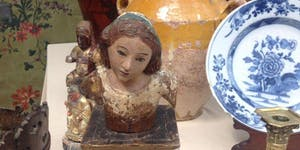 Adams Antiques Fairs at the Royal Horticultural Halls-...
