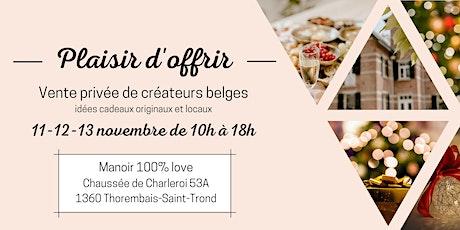 Vente de créations belges - Thorembais-Saint-Trond billets