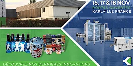 Journées Portes Ouvertes KARLVILLE FRANCE billets