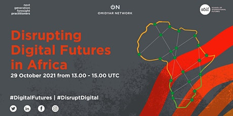 Disrupting Digital Futures in Africa Tickets
