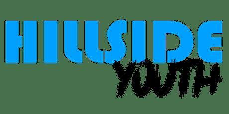 Hillside Youth Worship Service: October 29, 2021 tickets