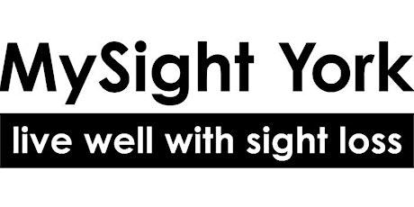 See MyStory with MySight York tickets