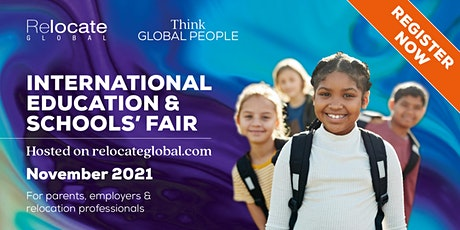 Register your interest for the online 'International Education Fair' tickets