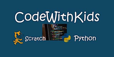 Python Programming for Kids tickets