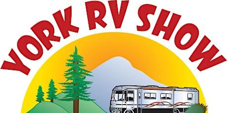 York RV Show 2022 tickets