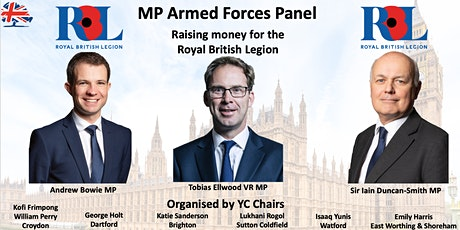 MP Armed Forces Panel tickets