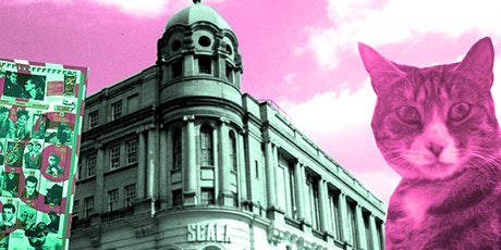 SCALARAMA PARTY with Jane Giles in conversation tickets