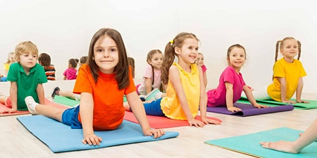 Kidville Yoga Coming Soon!  Free Trial Class on Monday 11/1! tickets