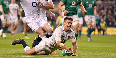 RUGBY INTERNATIONAL: ENGLAND V SOUTH AFRICA tickets
