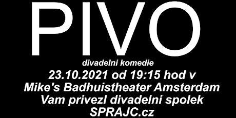 PIVO /BIER  CZ comedy Theater tickets