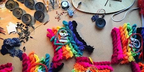 Craft an Interactive Textile Musical Instrument tickets