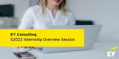 EY Consulting Montreal Overview Session - Internships S2022 tickets