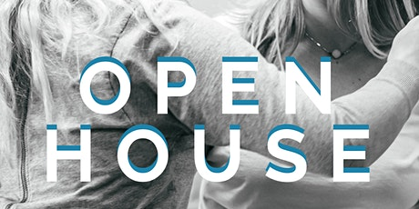 Wellfit Girls Open House tickets