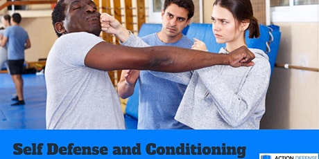 Self Defense and  Conditioning tickets