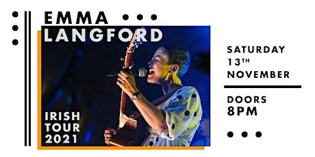 Emma Langford tickets