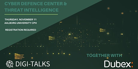 Cyber Defence Center & Threat Intelligence tickets