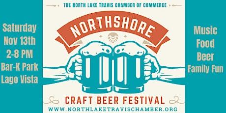 NorthShore Craft Beer Festival tickets