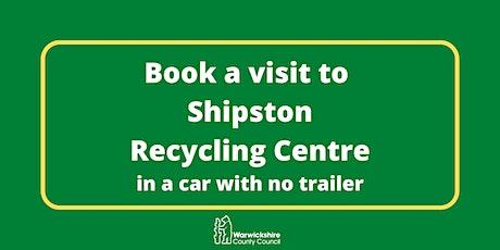 Shipston - Wednesday 3rd November tickets